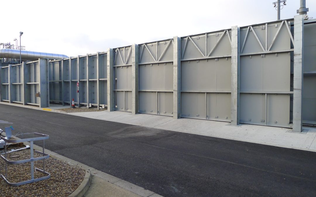 Bacton Panels – Fire & Blast Resistant Wall