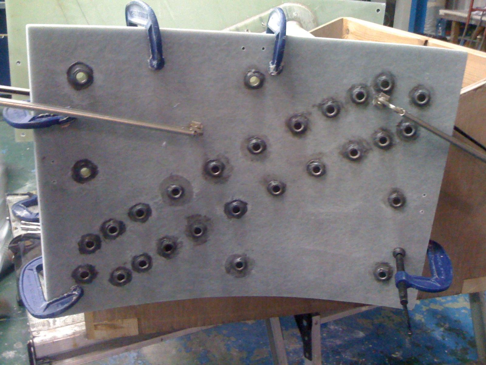 Open Hydro Tidal Generator Blade Attachments | PE Composites